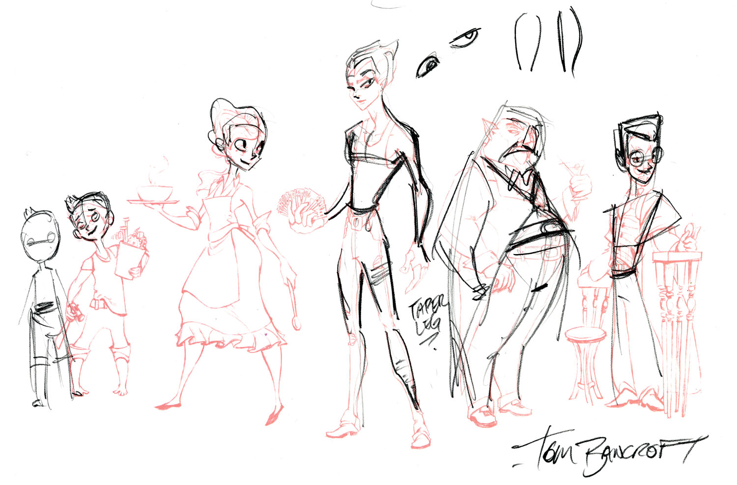 Character Design Proportions : Pushing character designs scott wiser ★ animator